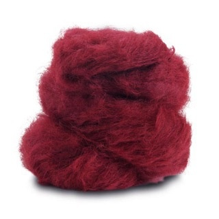 Blue Sky Fibres Brushed Suri, Lollipop (Discontinued)