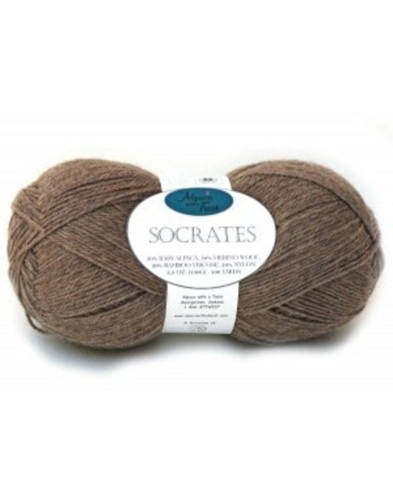Alpaca with a Twist Socrates, Coco Bean