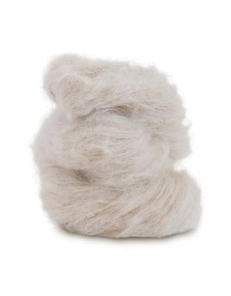 Blue Sky Fibres Brushed Suri, Toasted Marshmallow