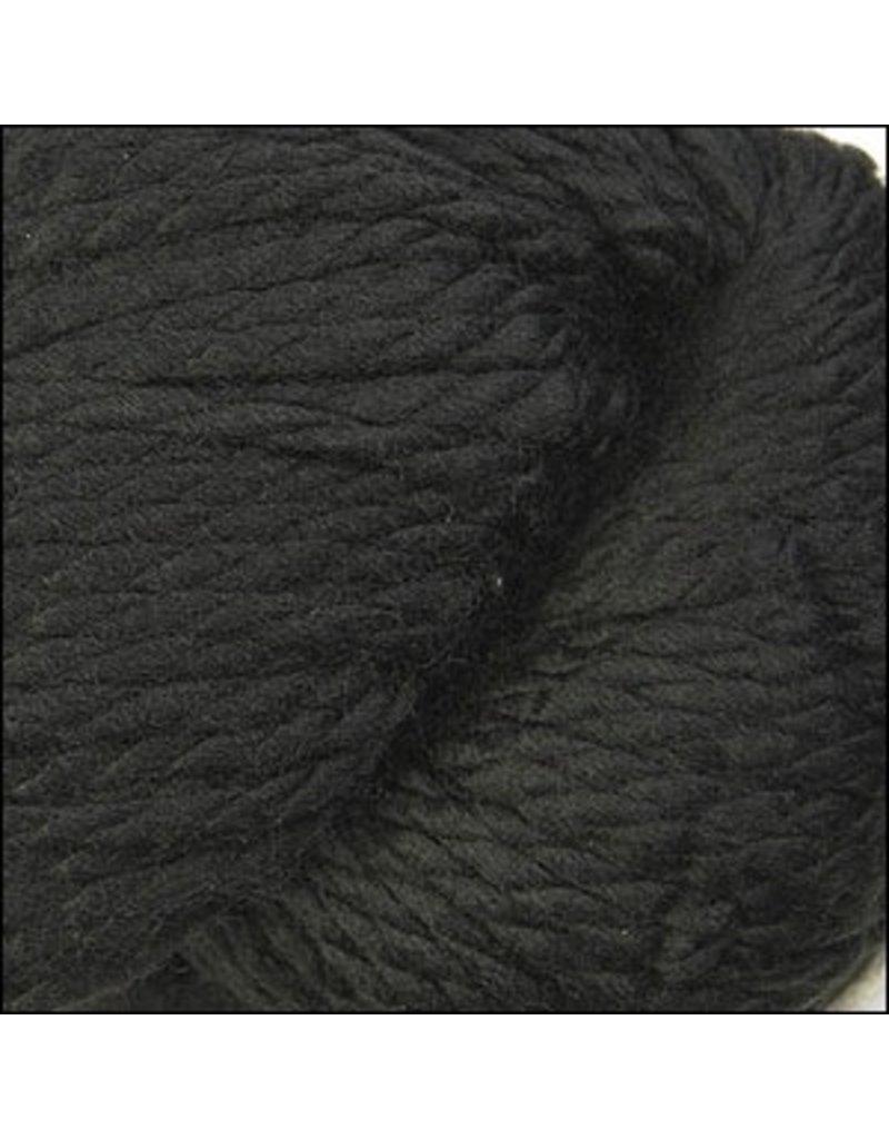 Cascade Yarns 128 Superwash, Black Color 815