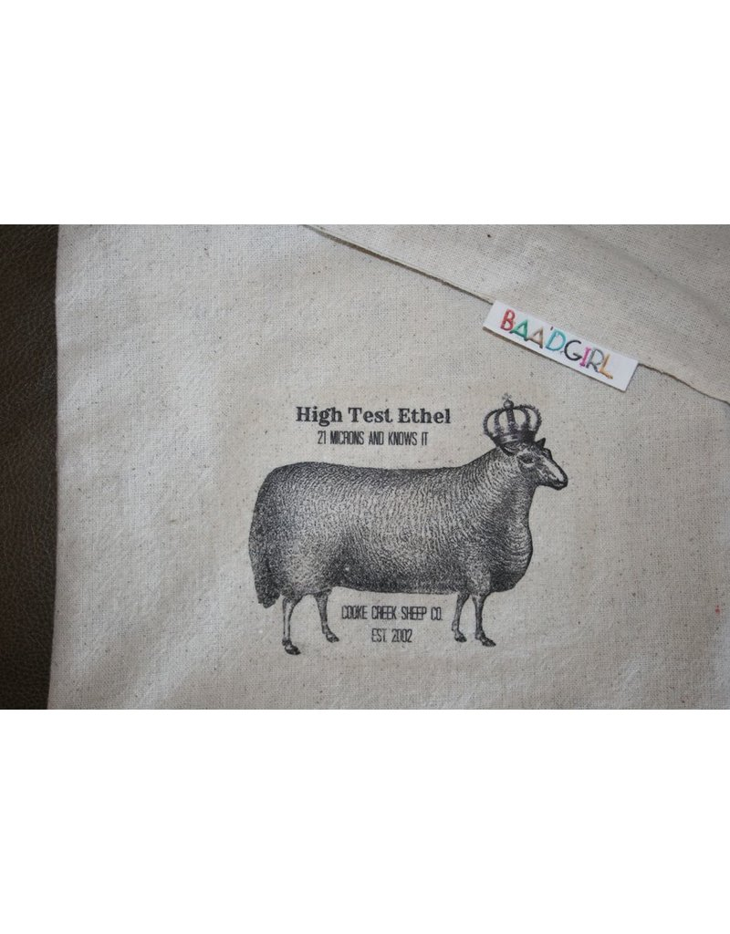 High Test Ethel Wool works Baa'g