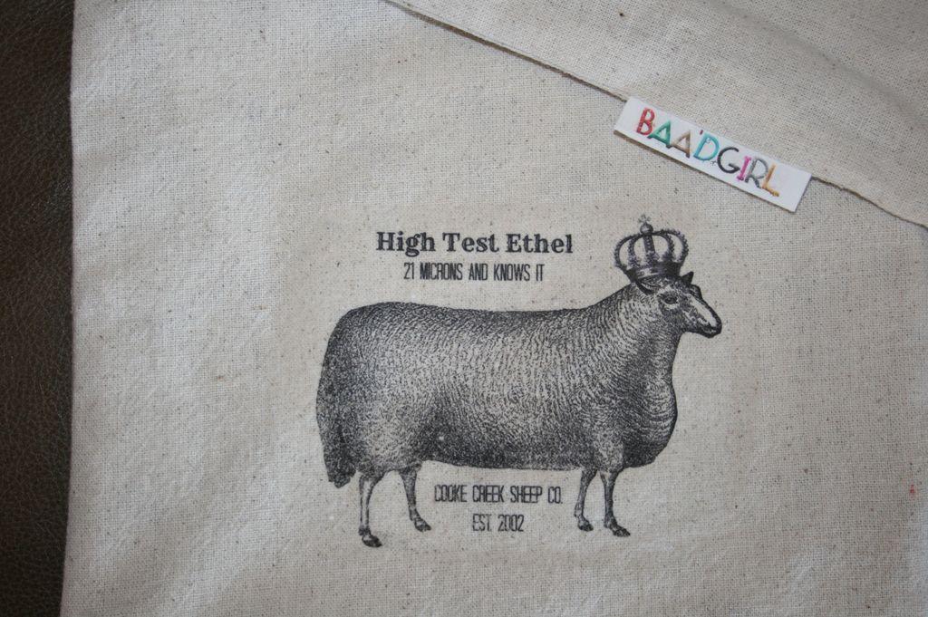 High Test Ethel Wool works Baa'g