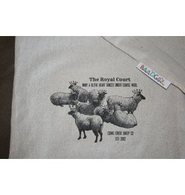 Royal Court Wool works Baa'g