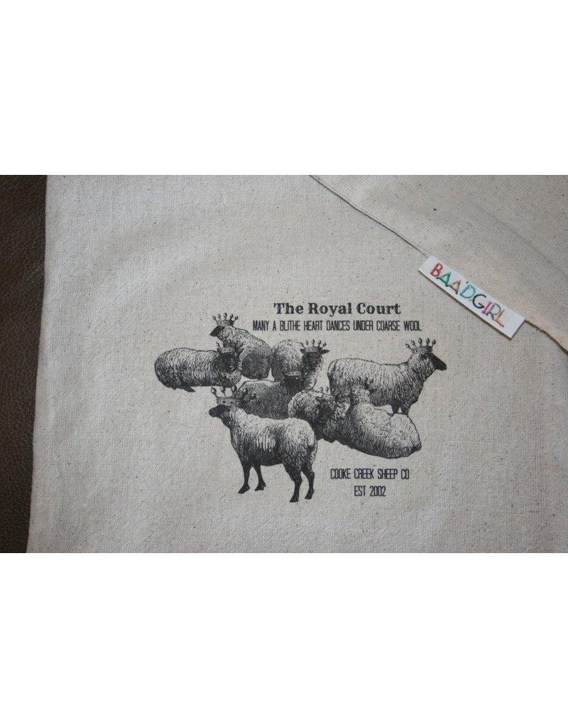 Royal Court Wool works Baa'g