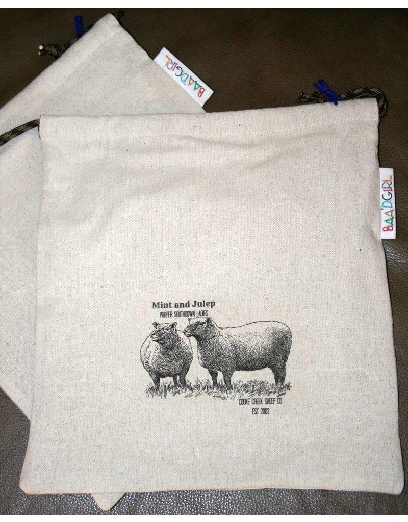 Mint/Julep Wool works Baa'g