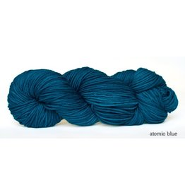 Dream in Color Smooshy with Cashmere Sock, Atomic Blue