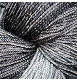 Dragonfly Fibers Djinni Sock, Black Pearl *CLEARANCE*