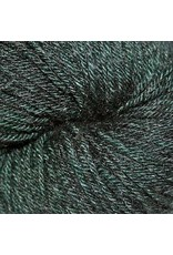Arctic Qiviut Sock, Evergreen