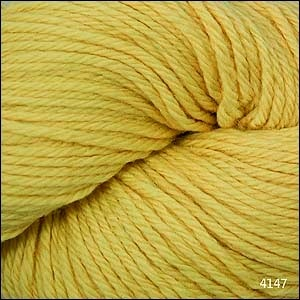 Cascade Yarns 220, Lemon Yellow Color 4147