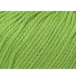 Rowan Softknit Cotton, Dark Lime Color 579 *CLEARANCE*