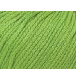 Rowan Softknit Cotton, Dark Lime Color 579 (Discontinued Color)