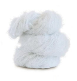 Blue Sky Fibres Brushed Suri, Snow Cone