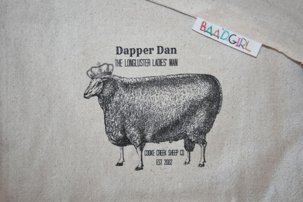 Dapper Dan Wool works Baa'g