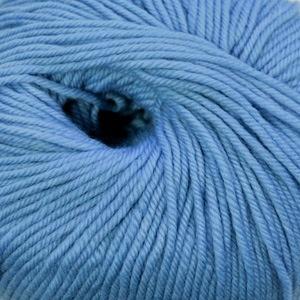 Cascade Yarns S/220 Superwash, Blue Color 846