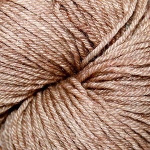 Arctic Qiviut Sock, Natural