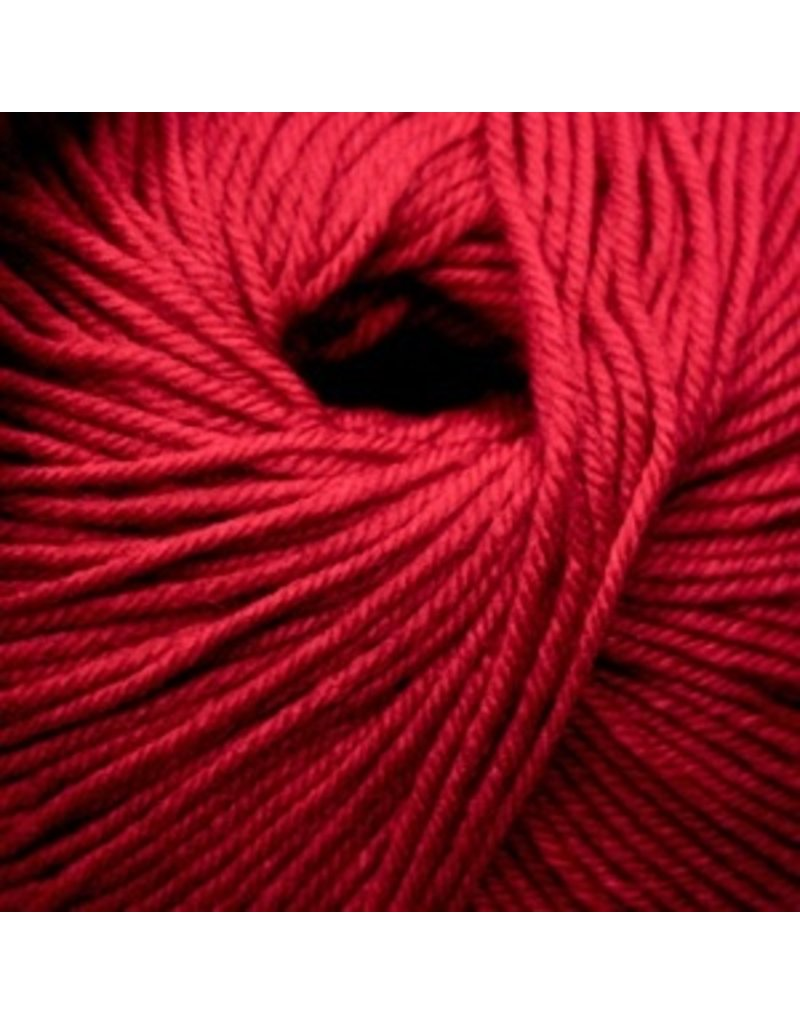 Cascade Yarns S/220 Superwash, Really Red Color 809