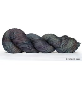 Dream in Color Smooshy with Cashmere Sock, Bronzed Lake
