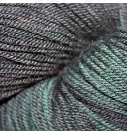 Dragonfly Fibers Djinni Sock, Midnight at the Oasis
