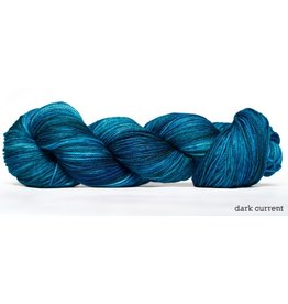 Dream in Color Smooshy with Cashmere Sock, Dark Current