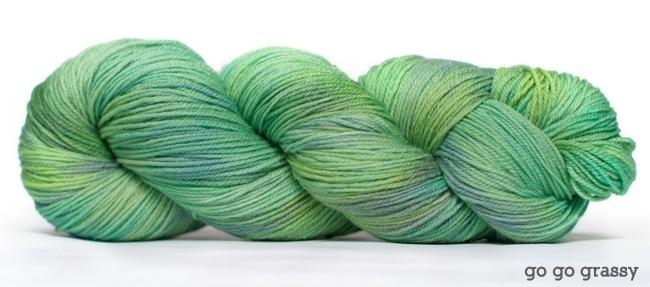 Dream in Color Classy with Cashmere, Go Go Grassy (Discontinued)
