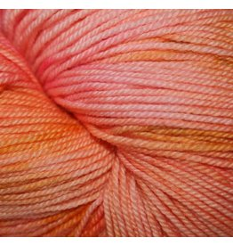Dragonfly Fibers Djinni Sock, Conch Shell