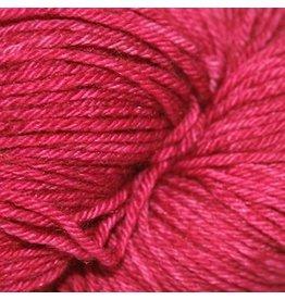 Arctic Qiviut Sock, Alaska Raspberry