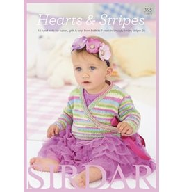 Sirdar Hearts and Stripes