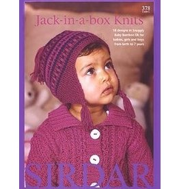 Sirdar Jack-in-the-Box Knits