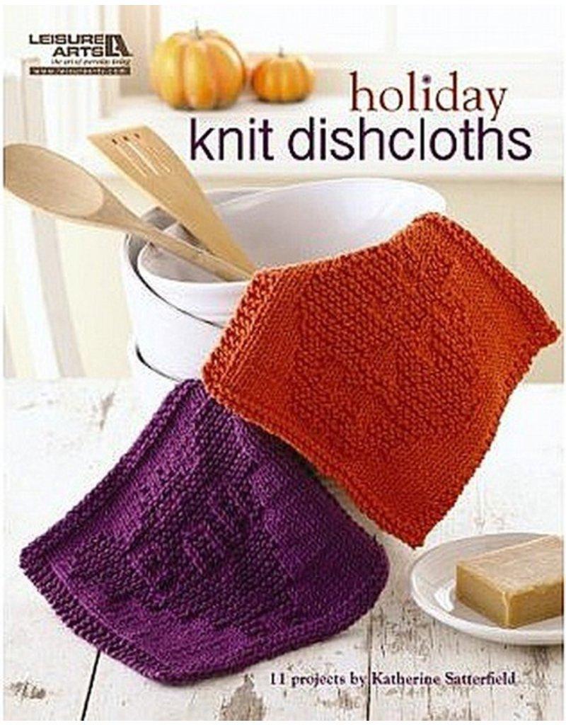 Book: Holiday Knit Dishcloths