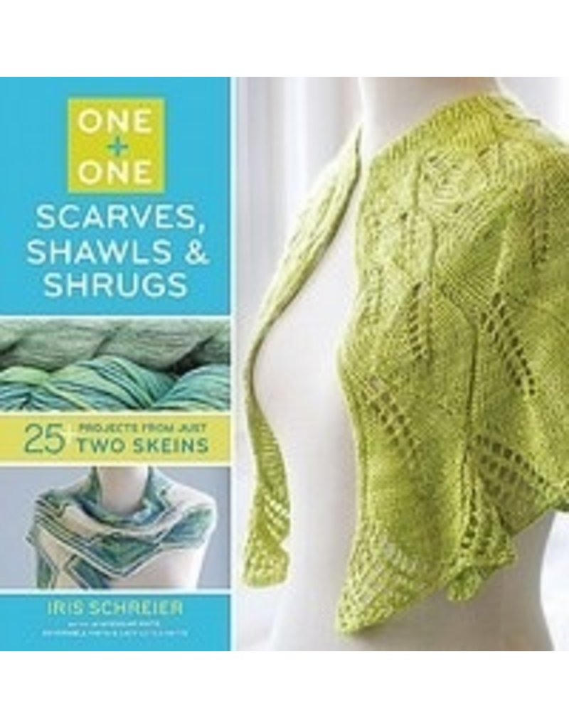 Book: Scarves, Shawls & Shrugs