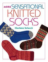 Book: More Sensational Knitted Socks