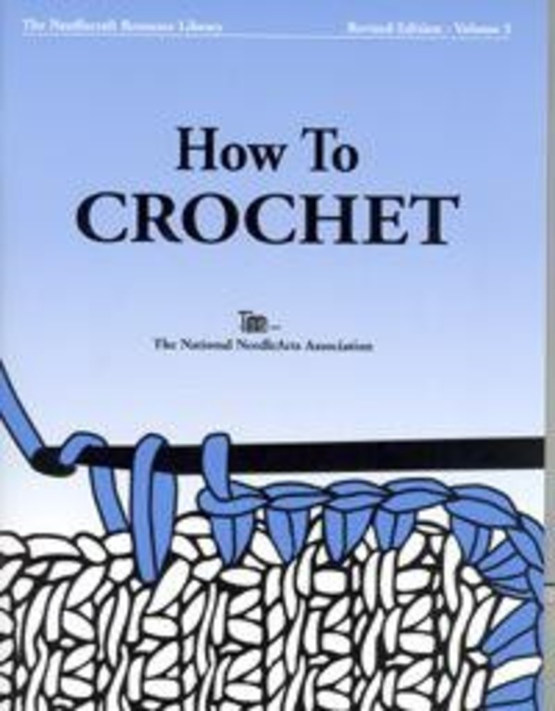 Book: How To Crochet
