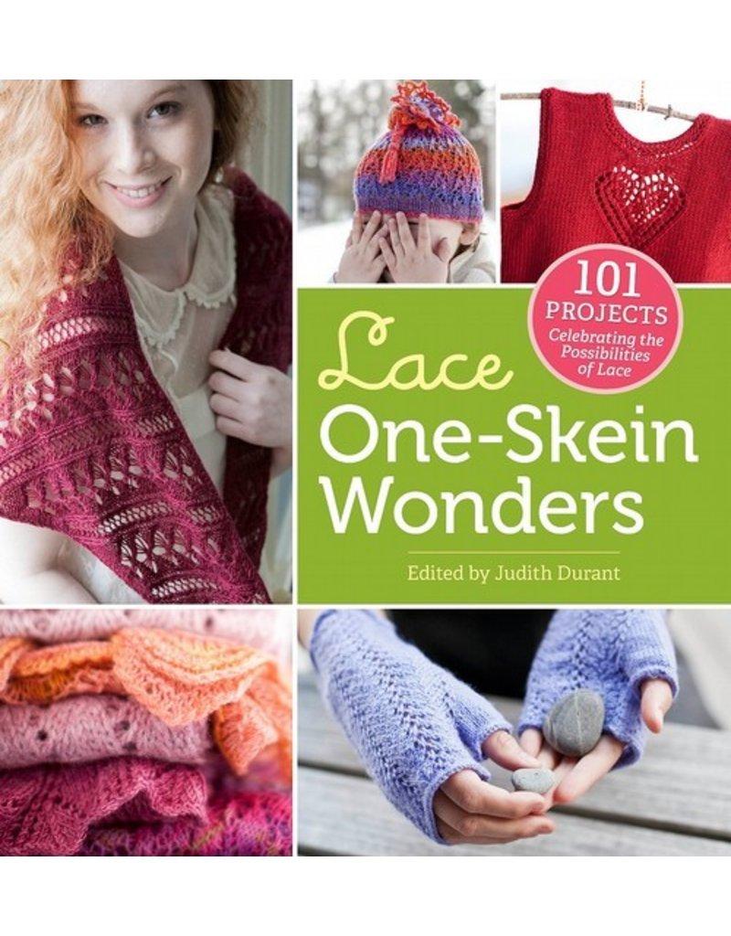 Book: Lace One-Skein Wonders