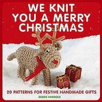 Book: We Knit You A Merry Christmas
