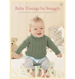 Sirdar Baby Vintage by Snuggly