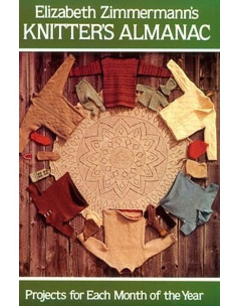 Book: The Knitter's Almanac