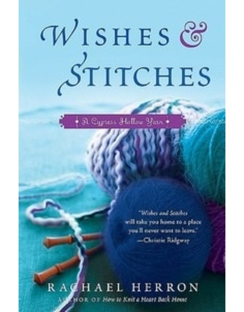 Book: Wishes and Stitches