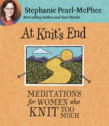 Audio Book: At Knit's End