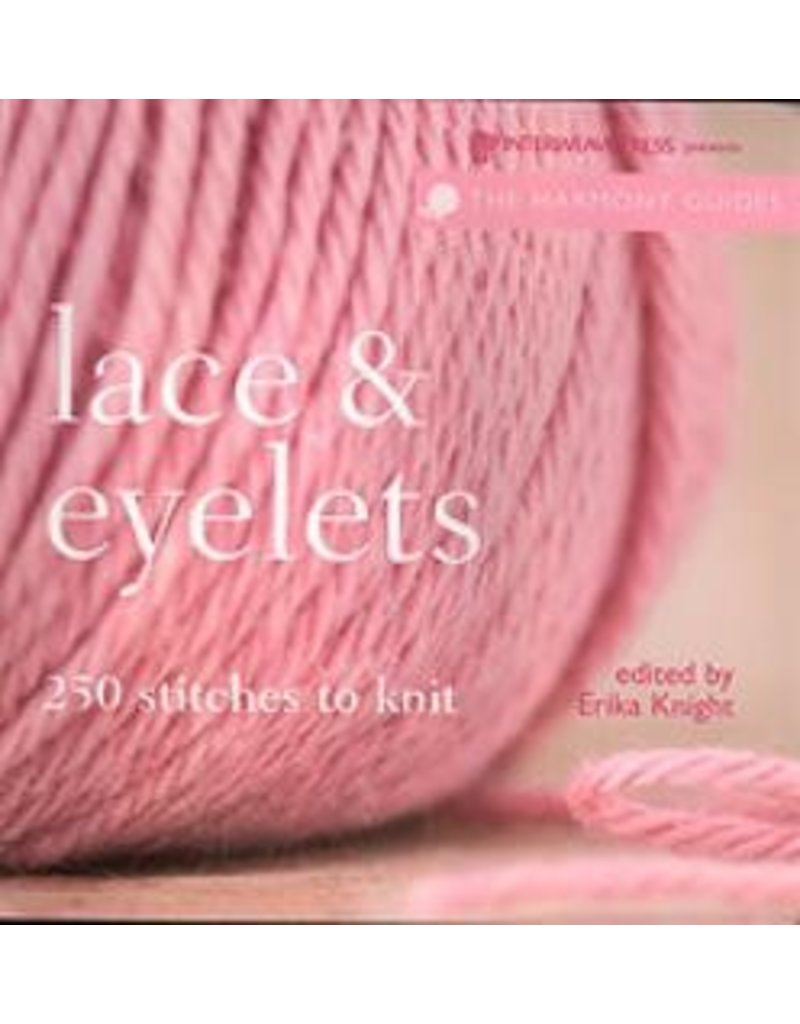 Book: The Harmony Guides: Lace & Eyelet