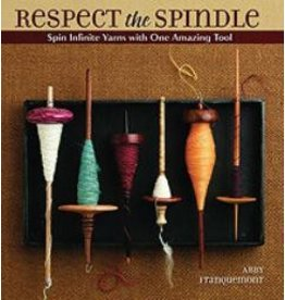 Book: Respect the Spindle: Spin Infinite Yarns with One Amazing Tool