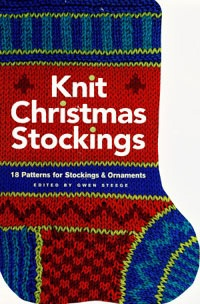 Book: Knit Christmas Stockings!