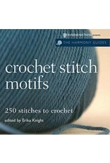 The Harmony Guides: Crochet Stitch Motifs