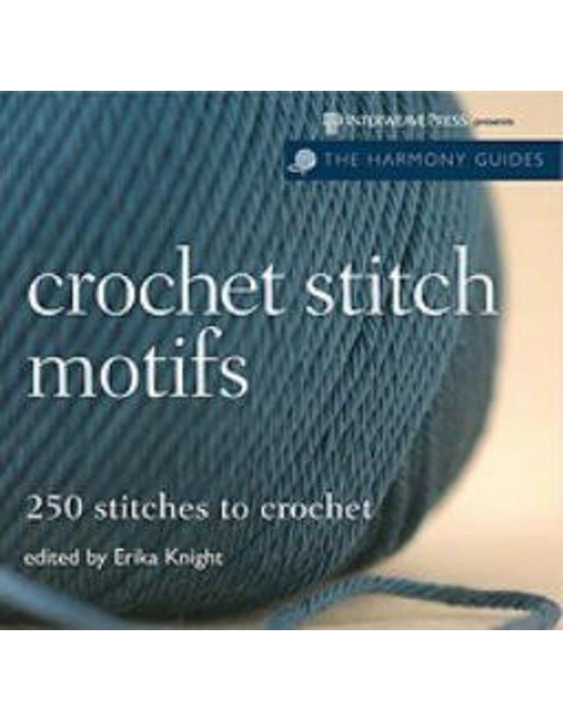 The Harmony Guides: Crochet Stitch Motifs