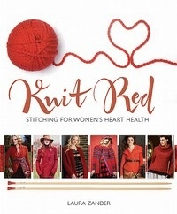 Book: Knit Red