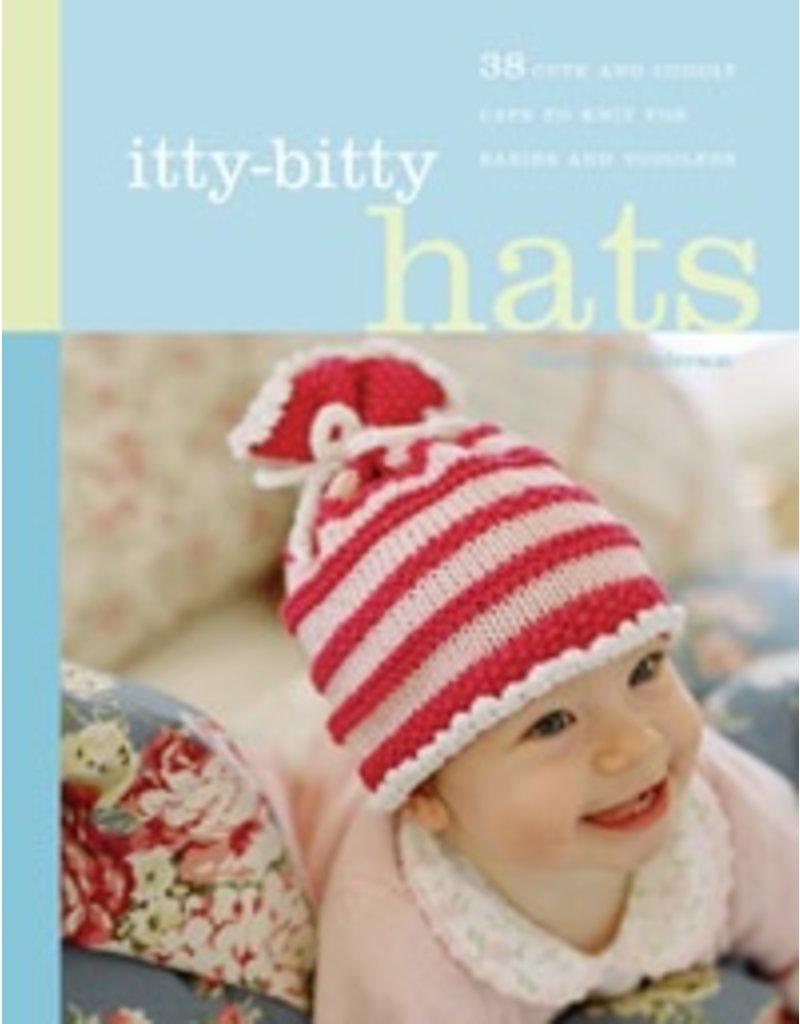 Book: Itty-Bitty Hats