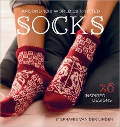 Around the World in Knitted Socks