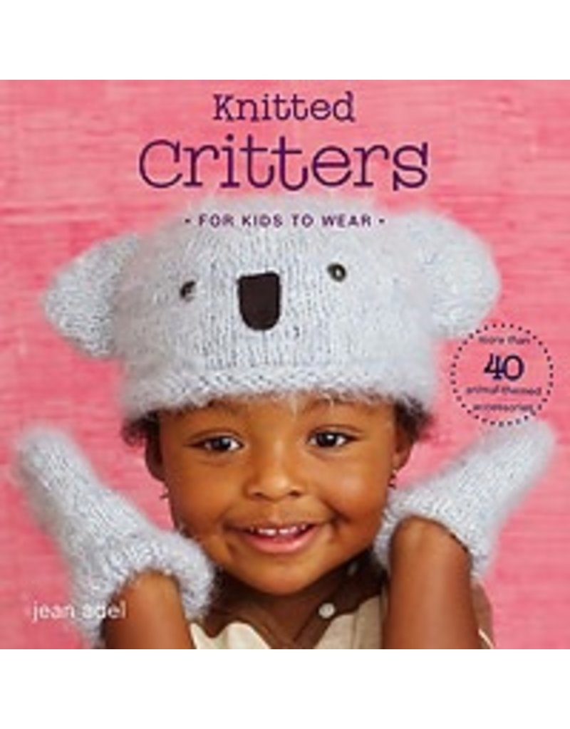 Book: Knitted Critters for Kids to Wear