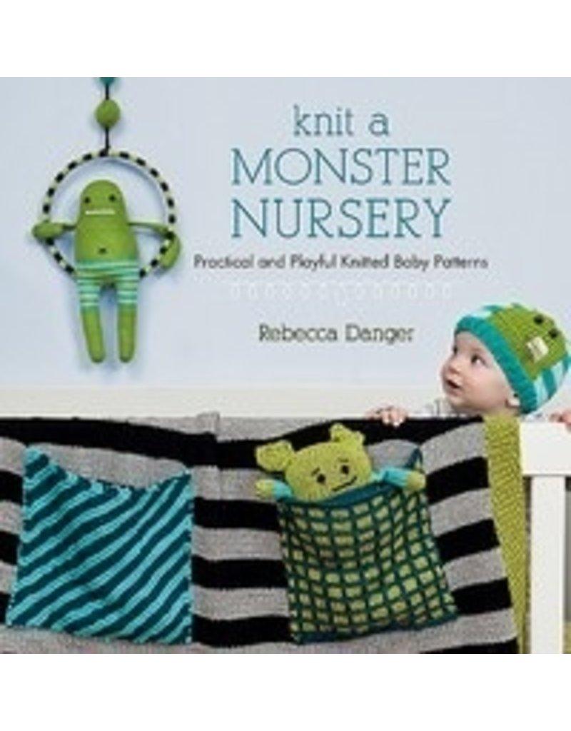 Book: Knit A Monster Nursery