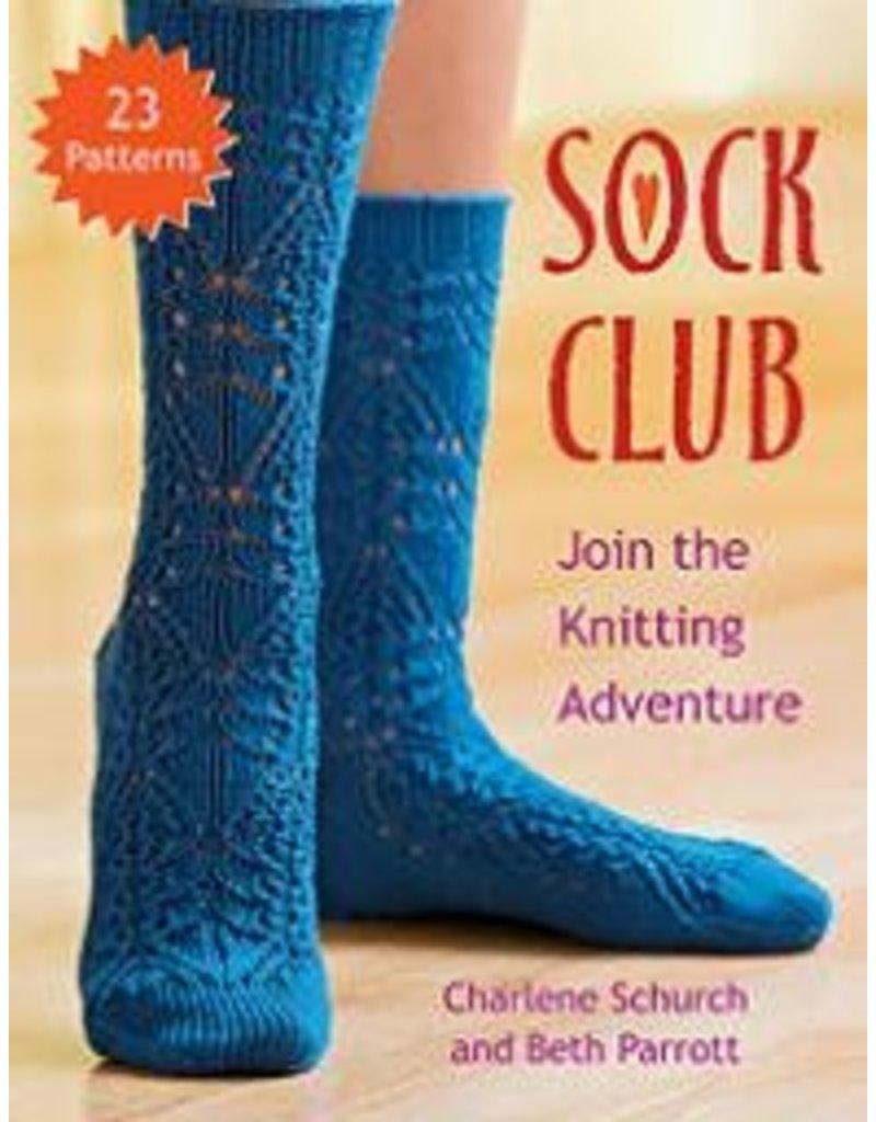 Book: Sock Club