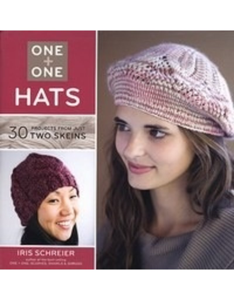 Book: One + One Hats